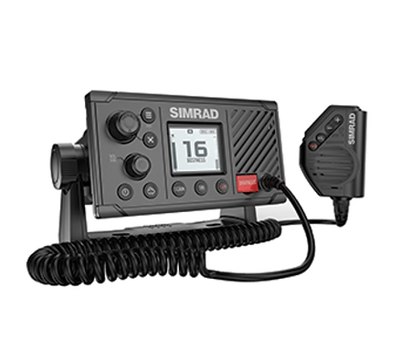 SIMRAD RS20 VHF FIXED MOUNT MARINE RADIO W/DSC