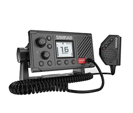 SIMRAD RS20 VHF FIXED MOUNT MARINE RADIO W/DSC