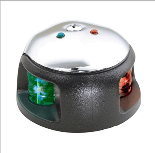 ATTWOOD 3500 SERIES 2-MILE LED BI-COLOR RED/GREEN COMBO - 12V -