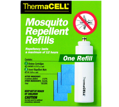 Thermacell Mosquito Repellent Refill 12 Hour
