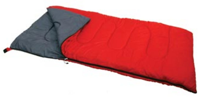 "SLEEPING BAG 4 LB 33"" x 77"""