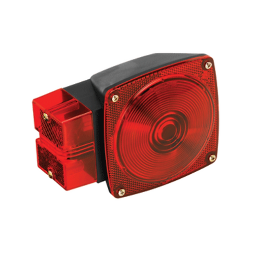 """WESBAR 7-FUNCTION SUBMERSIBLE OVER 80"""" TAILLIGHT - RIGHT/CURBSIDE"""