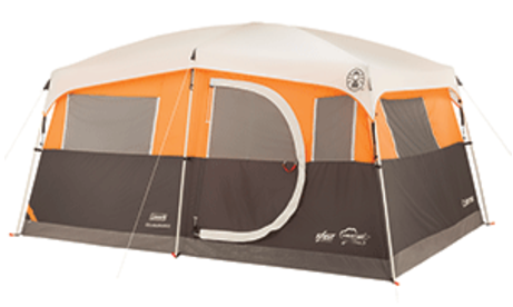 COLEMAN JENNY LAKE™ FAST PITCH™ 8-PERSON CABIN W/CLOSET