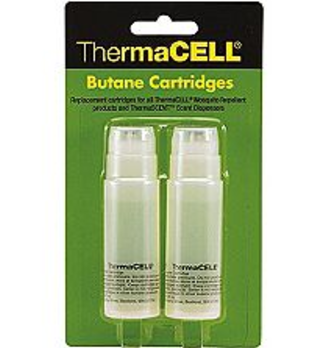 Thermacell Mosquito Repellent Butane Cartridge Refills - 2 Pack