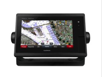 GARMIN GPSMAP® 7407XSV CHART PLOTTER & SOUNDER W/J1939 PORT