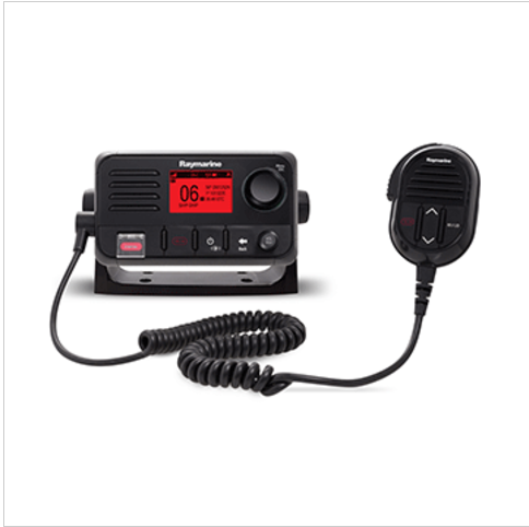 RAYMARINE RAY 52 COMPACT VHF RADIO W/GPS
