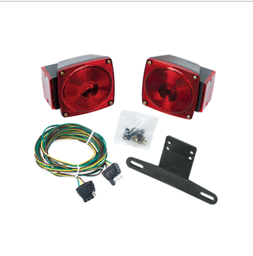 "WESBAR SUBMERSIBLE UNDER 80"" TRAILER LIGHT KIT"