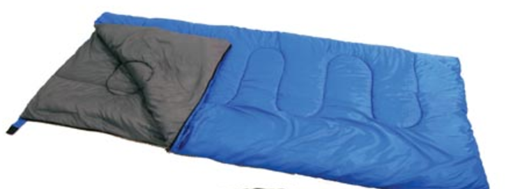 "SLEEPING BAG OVERSIZE 5 LB 38""x 81"" 25*"