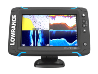 LOWRANCE ELITE-7 TI TOUCH COMBO - NO TRANSDUCER