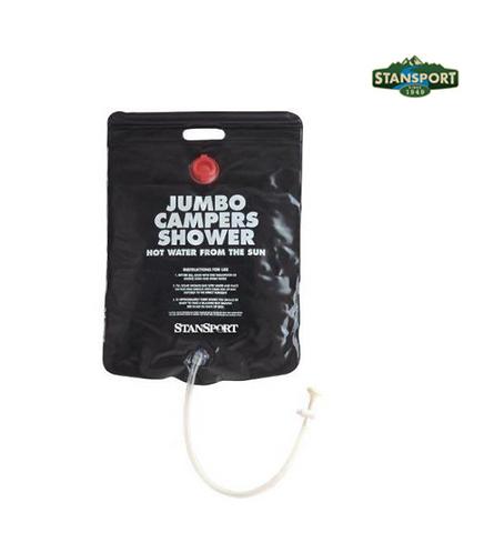5 GAL CAMPERS JUMBO SHOWER