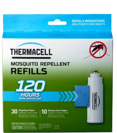 Thermacell Mega Pack Refill 120 Hour