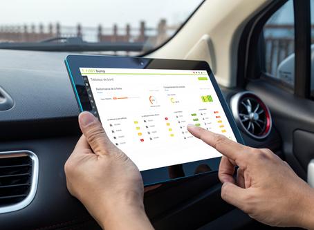 FLEET bump : la géolocalisation à portée de main pour managers ET conducteurs