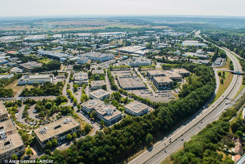 Plateau Paris Saclay