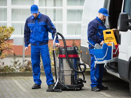 Entreprises de nettoyage : les 4 atouts de la géolocalisation