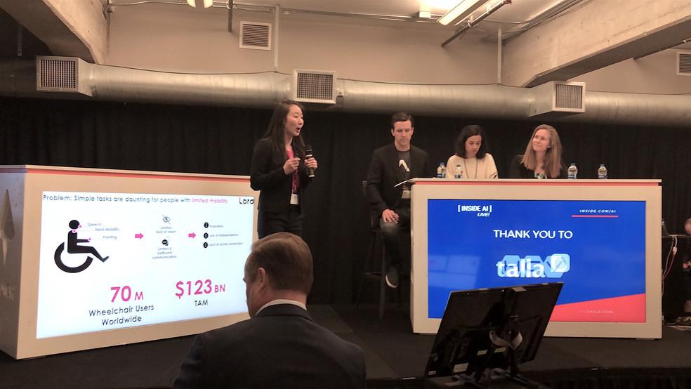 Loro Wins Inside AI Competition-San Francisco