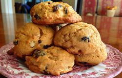 Seasonal Pumpkin Cookies