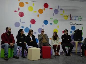 INAUGURACIÓN DE ESPACIO DE TRABAJO COLABORATIVO EN MONTEVIDEO
