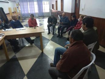 Actividades del Comité Ejecutivo en Paysandú
