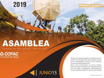 28a. ASAMBLEA GENERAL ORDINARIA DE DELEGADOS