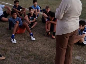 COFAC VISITANDO EL CLUB SANTA BERNARDINA, DURAZNO.