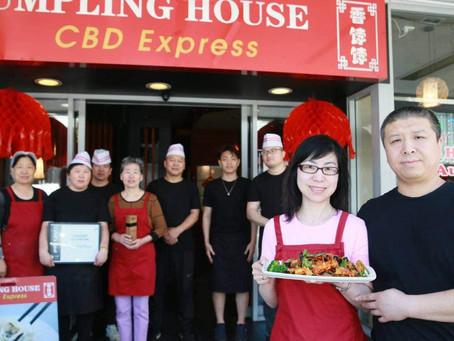 Dumpling House win brings sense of belonging