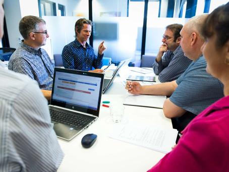 World-leading data quality assurance project finalist
