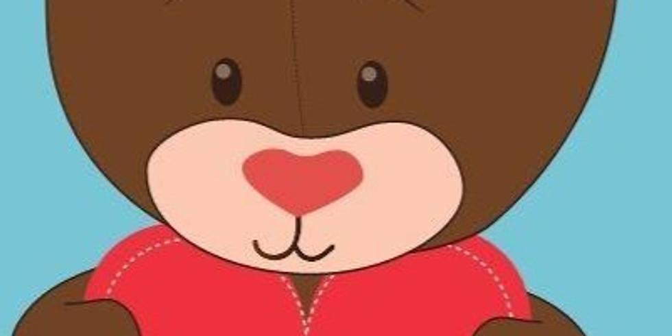 Heart Kids Maia Bear Picnic