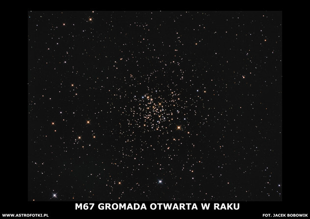 Open Cluster in Cancer
