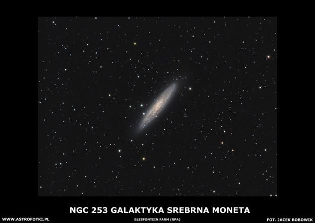 Silver Dollar Galaxy