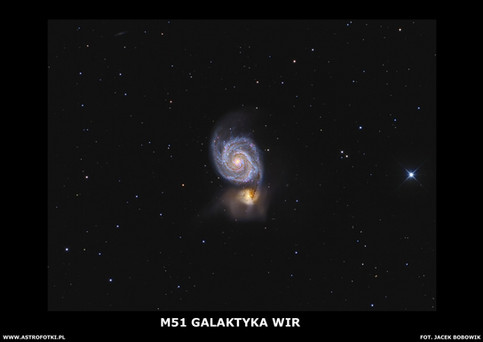 Whirpool galaxy