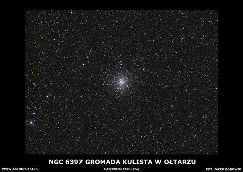 Globular Cluster in Norma