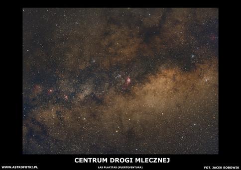 Center of Milky Way