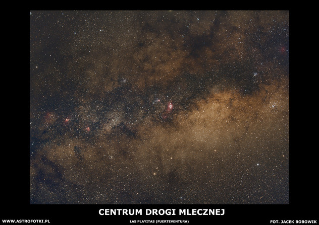 Center of Milky Way