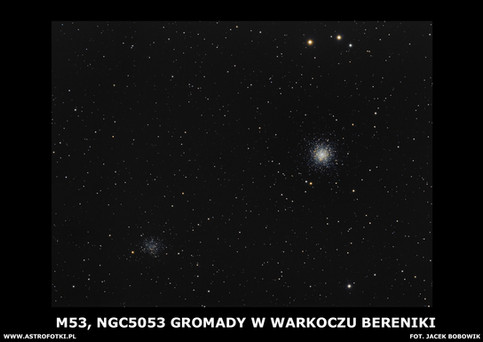 Clusters in Coma Berenices