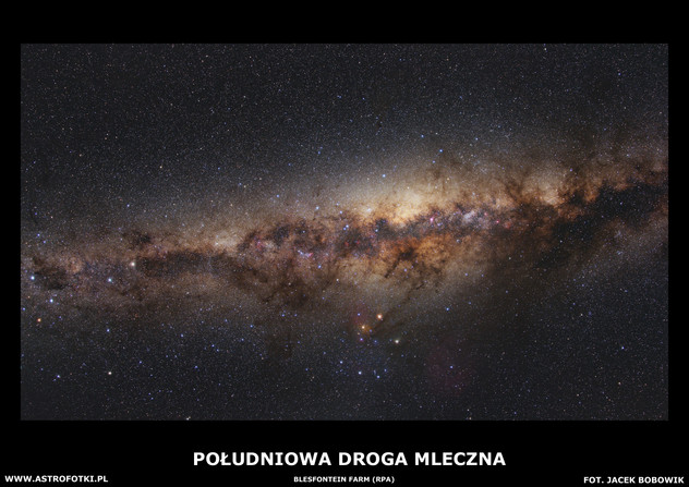 Southern Milky Way