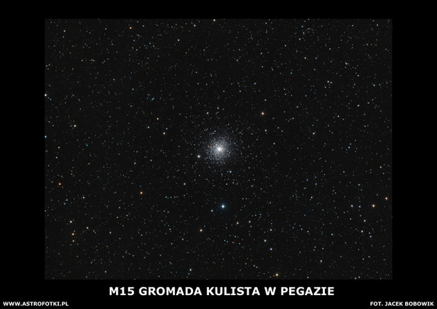 Globular Cluster in Pegasus