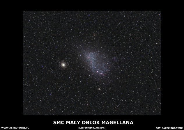 Small Magellanic Cl;oud