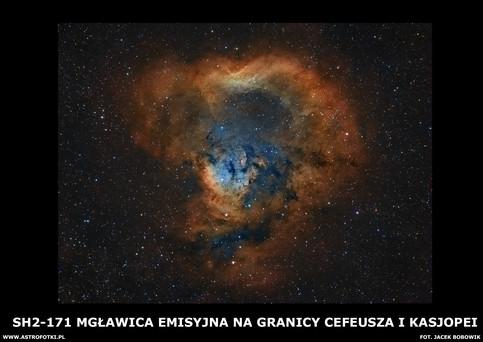 SH2-171 Nebula