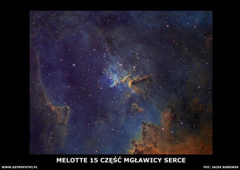 Melotte 15 Nebula