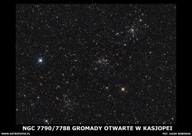 Open Cluster in KASIOPEA
