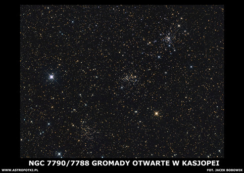 Open Cluster in KASIOPEA