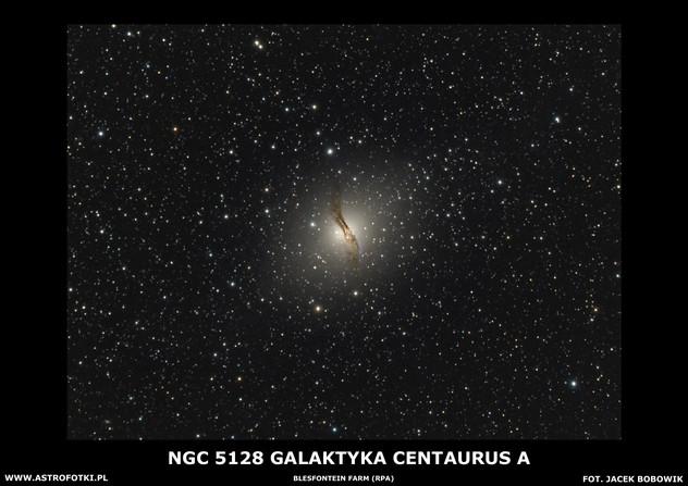 Galaxy Cenaturus A