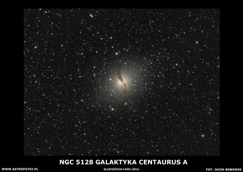 Galaxy Cenaturus A