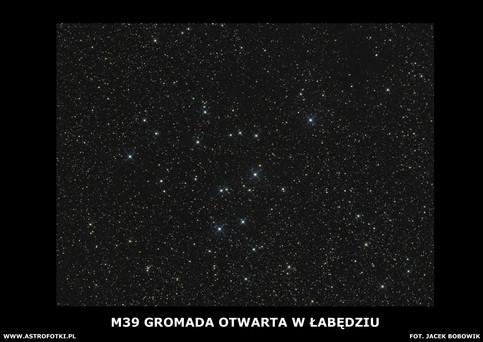 Open Cluster in Cygnus