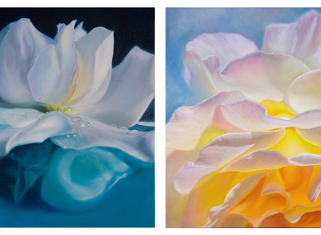 Two new paintings for sale