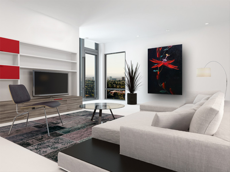 Painting in Interior