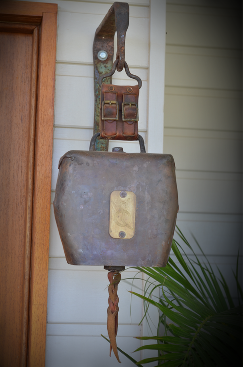 Full-Size Condamine Cowbell