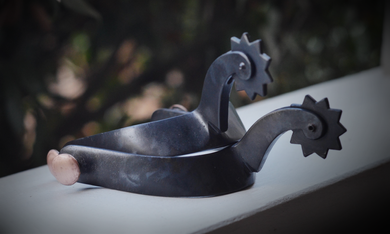 Custom Wave Hill Style Spurs