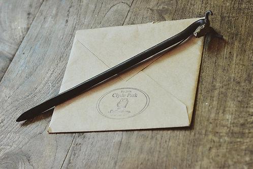 Scrub Bull Letter Opener