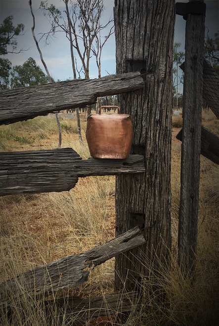 Condamine Cowbell 200mm tall